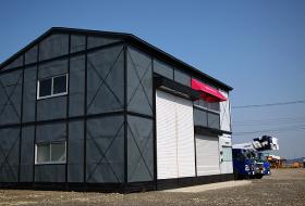 第3工場・倉庫
